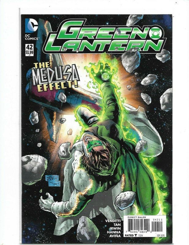 GREEN LANTERN  (2011 Series)  (DC NEW52) #42 Near Mint Comics Book nw120