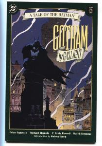 Gotham by Gaslight #1-1989-comic book-Batman-First issue