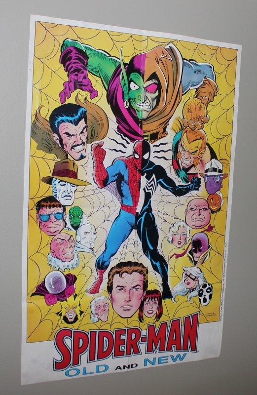 Spiderman Classic Poster / Original 1984