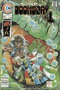 Doomsday + 1 (Charlton) #4 VG; Charlton   low grade comic - save on shipping - d