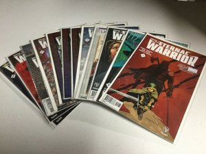 Wrath Of The Eternal Warrior 1 2 4-6 8-14 Nm Near Mint Valiant Comics