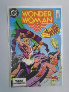 Wonder Woman (1st Series DC) #321, Water Damage Direct Edition 4.0 (1984)