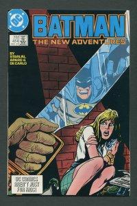 Batman #414 (3rd  Print)  / 9.2 NM-  December 1987