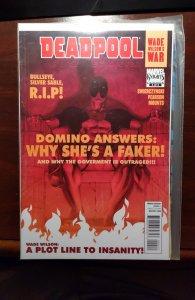 Deadpool: Wade Wilson's War #4 (2010)