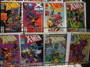 Kochcomics X-MEN Crackerjack Lot of 79 WYSIWYG great Survey 1980s-00s!!!