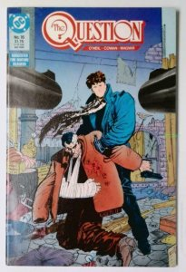 THE QUESTION #16, NM-, O'neil, Cowan, DC, 1987 1988 more DC in store