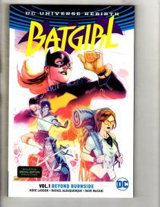 Batgirl Vol. # 1 Beyond The Burnside DC Comics TPB Graphic Novel Book Joker J325