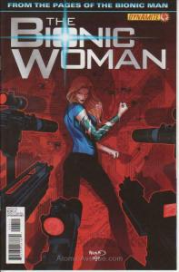 Bionic Woman, The (Dynamite) #4 VF/NM; Dynamite | save on shipping - details ins