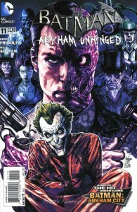 Batman: Arkham Unhinged #11 VF/NM; DC | save on shipping - details inside
