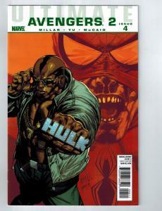 Ultimate Avengers 2 #4 Marvel Comic Books Iron Man Thor Hulk Captain America S99