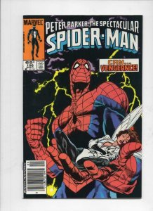 Peter Parker SPECTACULAR SPIDER-MAN #106 107 108 VG+, 1976 1985 more in store