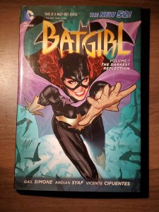 Batgirl HC VOL 01: The Darkest Reflection  (2011) - Used, Very Good