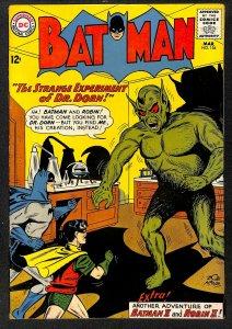 Batman #154 FN- 5.5