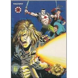 1993 Valiant Era ETERNAL WARRIOR #5 - Card #109