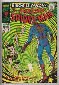 Amazing Spider-Man King-Size Annual #5 (Nov-68) FN/VF+ High-Grade Spider-Man