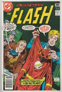 Flash, The #264 (Aug-78) VF+ High-Grade Flash