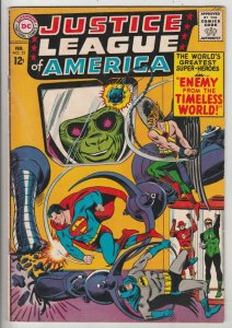 Justice League of America #33 (Feb-65) FN/VF Mid-High-Grade Justice League of...
