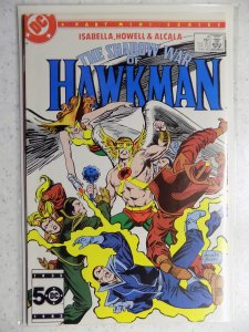 The Shadow War of Hawkman #4 (1985)