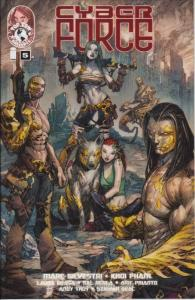 Cyber Force (Vol. 4) #5A VF/NM; Image   save on shipping - details inside