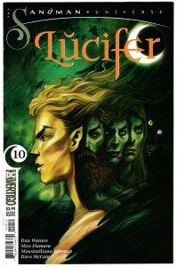 Lucifer #10 Sandman Universe (DC, 2019) NM