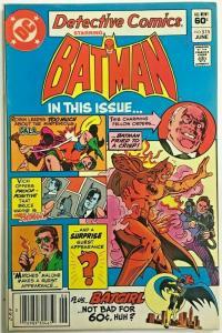 DETECTIVE COMICS#515 FN/VF 1982 DC BRONZE AGE COMICS