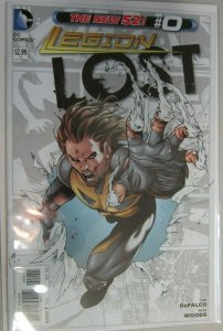 Legion Lost ''new 52'' #0 8.0 VF (2012)