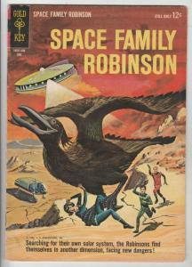 Space Family Robinson, Lost In Space #8 (Jun-64) FN/VF Mid-High-Grade Will Ro...