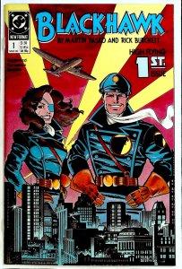 Blackhawk  #1 (1989)
