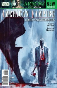 American Vampire: Lord of Nightmares #5 (2012)