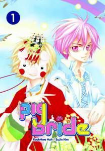 Pig Bride Graphic Novel Vol 1 (Yen, 2009) New!