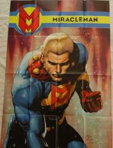 MIRACLEMAN Promo Poster, 24 x 36, 2013, MARVEL, Unused more in our store 284