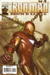 Iron Man (2005 series) #29, VF- (Stock photo)