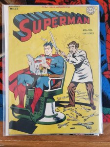 SUPERMAN #38 1946 GD 3.0