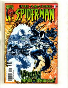 Amazing Spider-Man # 19 NM Marvel Comic Book Venom Carnage Goblin Rhino MJ GK4