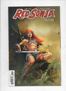 RED SONJA #4, NM-, She-Devil, Sword, Rubi, E, Howard, 2017, more  in store