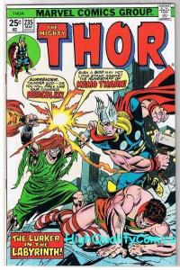 THOR #235, VF, God of Thunder, Buscema, Hercules, 1966, more Thor in store