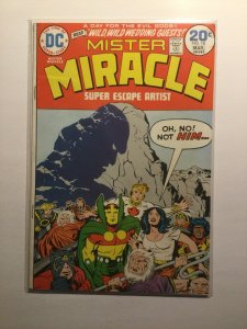 Mister Miracle 18 Very fine vf 8.0 Dc Comics