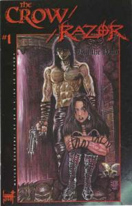 Crow/Razor, The: Kill The Pain #1A VF; London Night | save on shipping - details