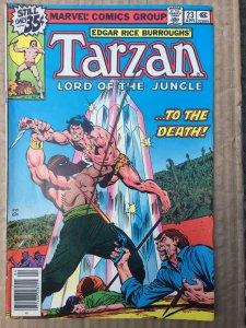 Tarzan #23 (1979)