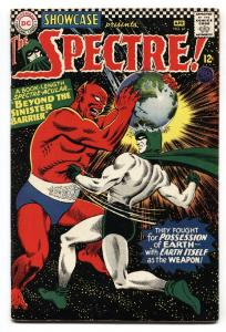 SHOWCASE COMICS #61-THE SPECTRE!-MURPHY ANDERSON-1966 Fn+