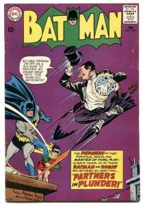 Batman #169 1965- 2nd Silver Age PENGUIN- DC -VG/F