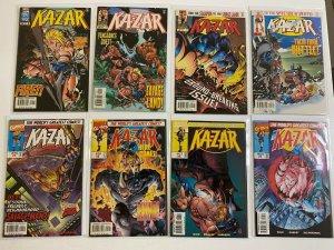 Ka-Zar lot:#1-17 + Annual 3rd Series Marvel 14 pieces 8.0 VF (1997 to 1998)