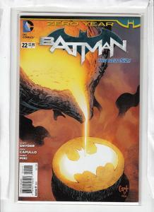 BATMAN (2011 DC) #22 NM- A69686