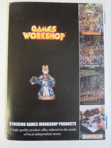 Games Workshop Press Kit and Order Form w White Dwarf #54 February 7, 2014