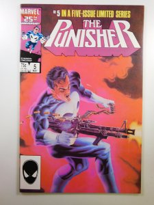 The Punisher #5 (1986) FN+