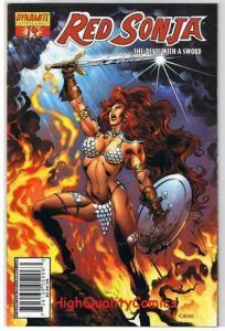RED SONJA #14, VF, Robert Howard, Femme, She-Devil, 2005, more RS in store