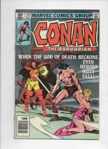 CONAN the BARBARIAN #119 120 121 FN  Buscema, Howard, 1970 1981, Monster Gods