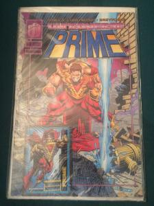 Ultraverse Prime #2 BNIB with collector's card