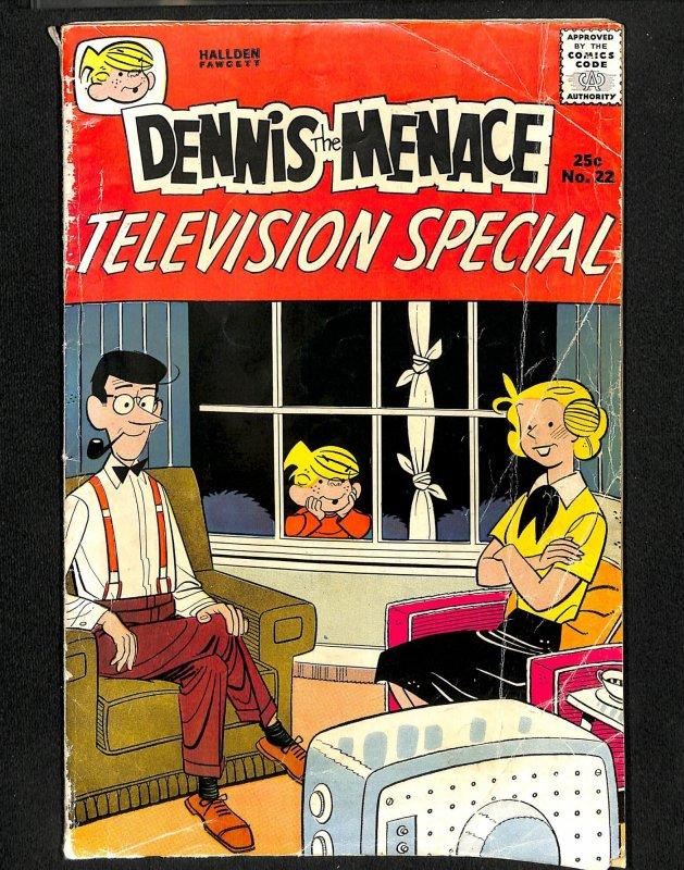 Dennis the Menace Giant #56 (1968)