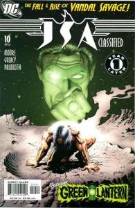 JSA: Classified #10, NM + (Stock photo)